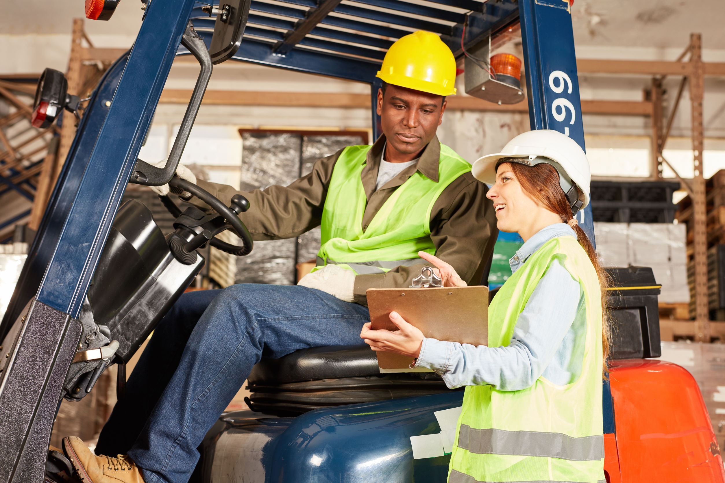 Essential Supply Chain Workers